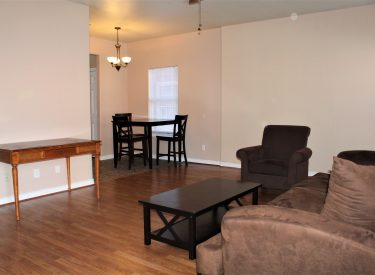 Panther Quarters is the perfect inexpensive place to call home while pursing your college career
