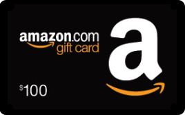 Free Amazon $100 Gift Card - Limited Time Only!