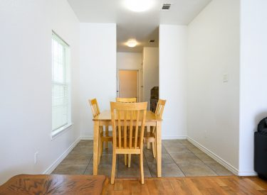 All units kitchen come equipped with, stainless steel appliances, granite countertops and much more!