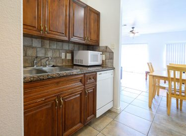 All unit come with, stainless steel appliances, granite countertops and much more!